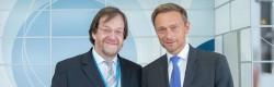 Die FDP zeigt großes Interesse an Themen der Zeitarbeitsbranche
