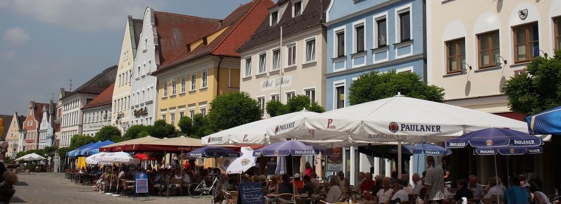 Günzburg Marktplatz