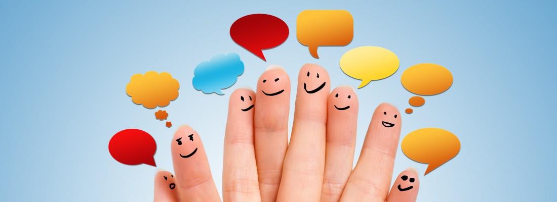 mehr kommunizieren