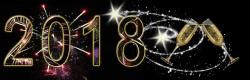 Guten Rutsch und ein fohes neues Jahr 2018!