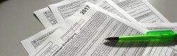 Ablaufhemmung für Steuerbescheinigung