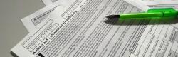 Komprimierte Steuererklärung entfällt