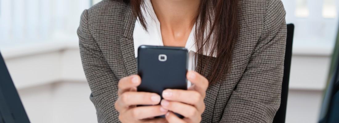 Buchhaltung Handy App