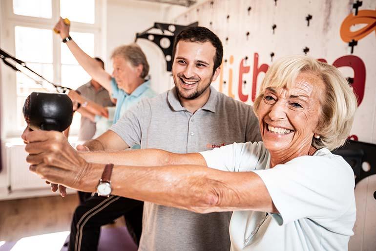 Physiotherapie Hameln - Elithera Reha- und Gesundheitszentrum Hameln