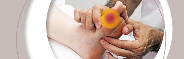 Gicht: Wie Physiotherapie Schmerzen lindern und Bewegungseinschränkungen verbessern kann