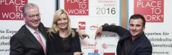 "Elithera belegt 1. Platz ""Beste Arbeitgeber Gesundheit & Soziales 2016"""