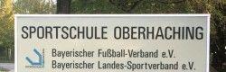 Trainerschulung im Sportleistungszentrum Oberhaching