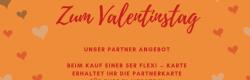 Unser Valentins–Angebot für EUCH ❤️