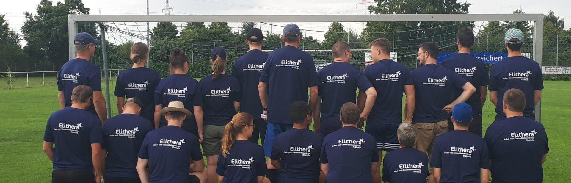 Elithera sponsert Soccercamp für Kinder