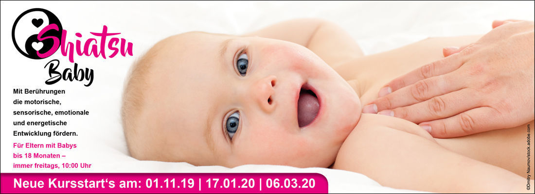 Shiatsu Baby