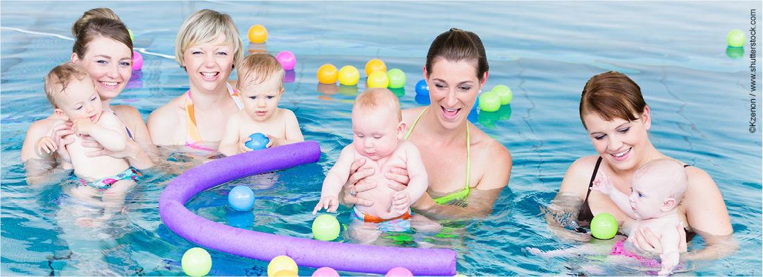 Swimming Baby 2