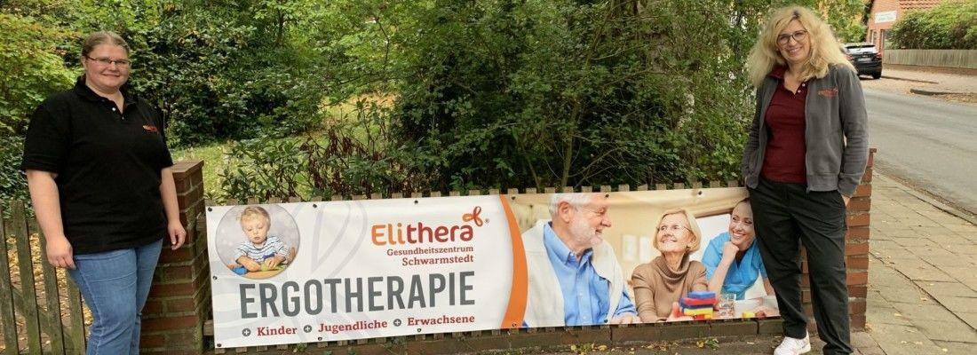 Ergotherapie Banner