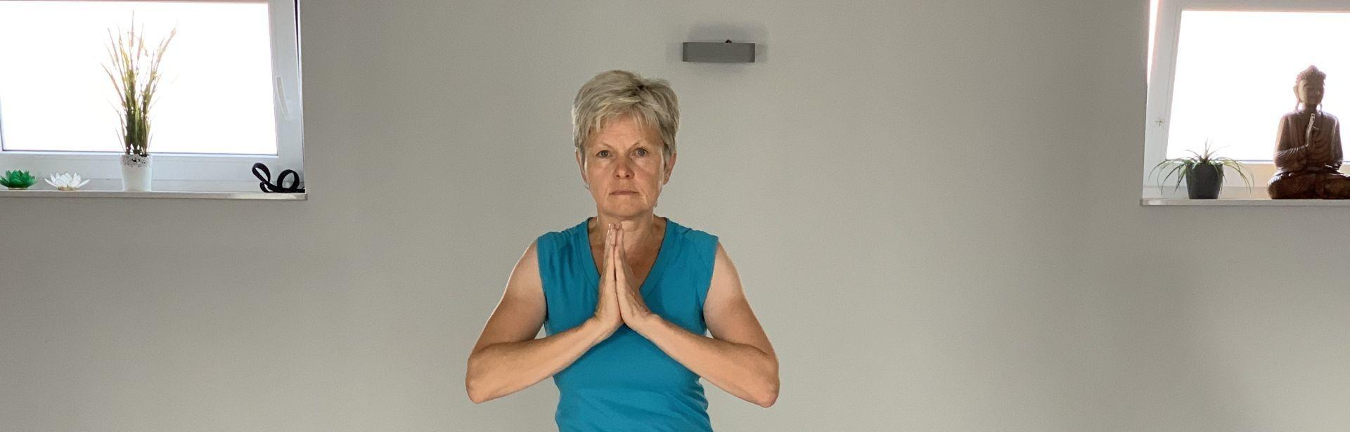 Bärbel, Yoga & Depressionen