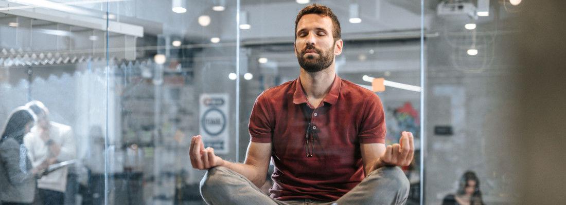 Männer- Yoga