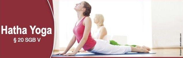 Hatha Yoga §20 SGB V