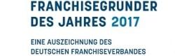 FranchiseGRÜNDER des Jahres 2017
