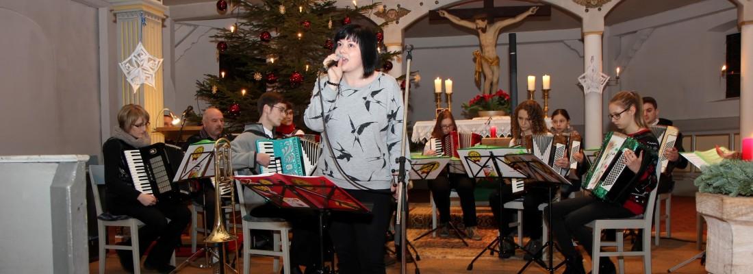 Weihnachtkonzert in der Brünner Kirche