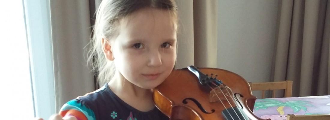 dritte Geige