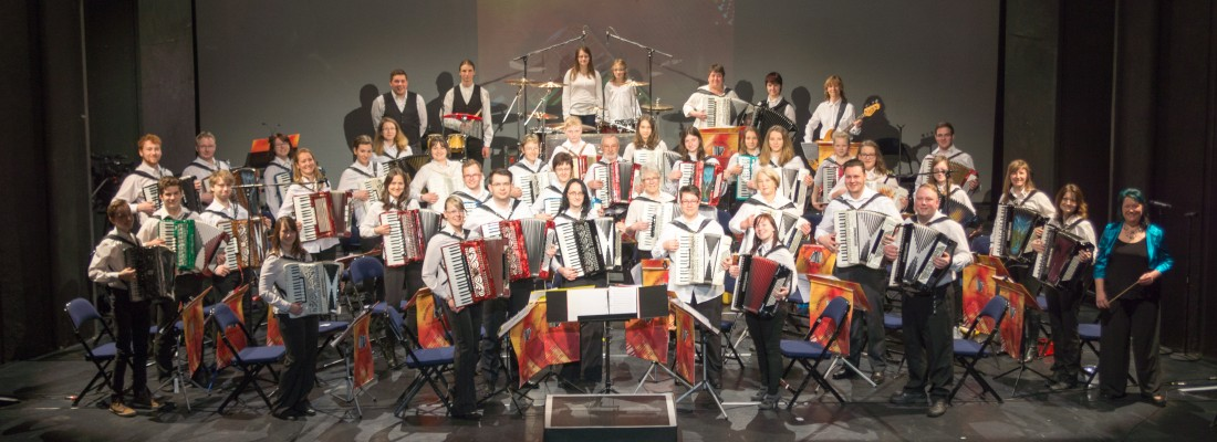 Jahreskonzert im Theater Zittau